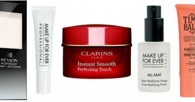 Best makeup primer for oily skin