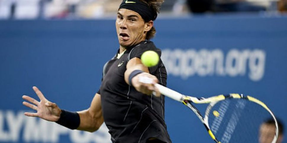 Nadal is the King of Queens