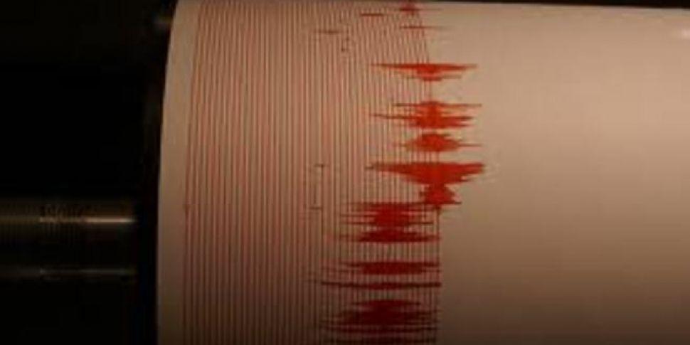 Pakistan Earthquake Felt In Du...