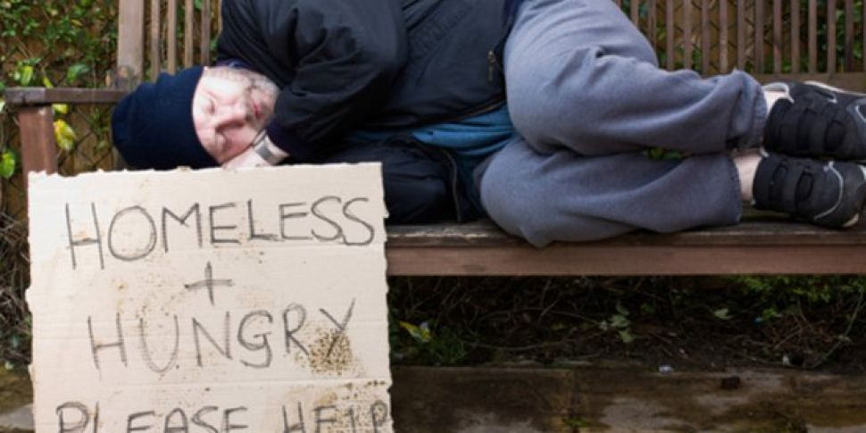 Big Increase In Dublin Homeles...