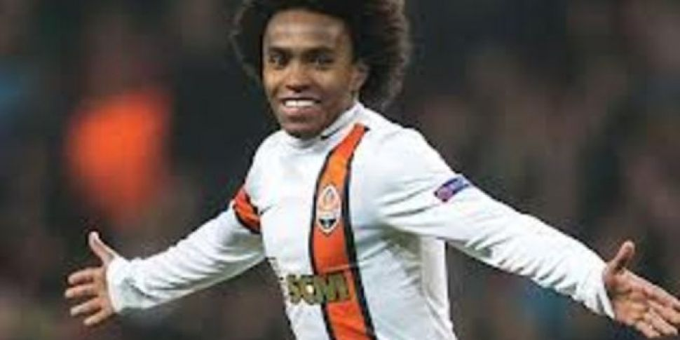 Spurs Close to Signing Willian