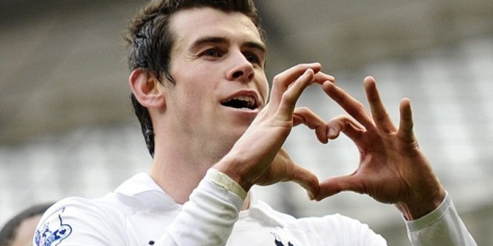 Bale Moves to Madrid for€100M