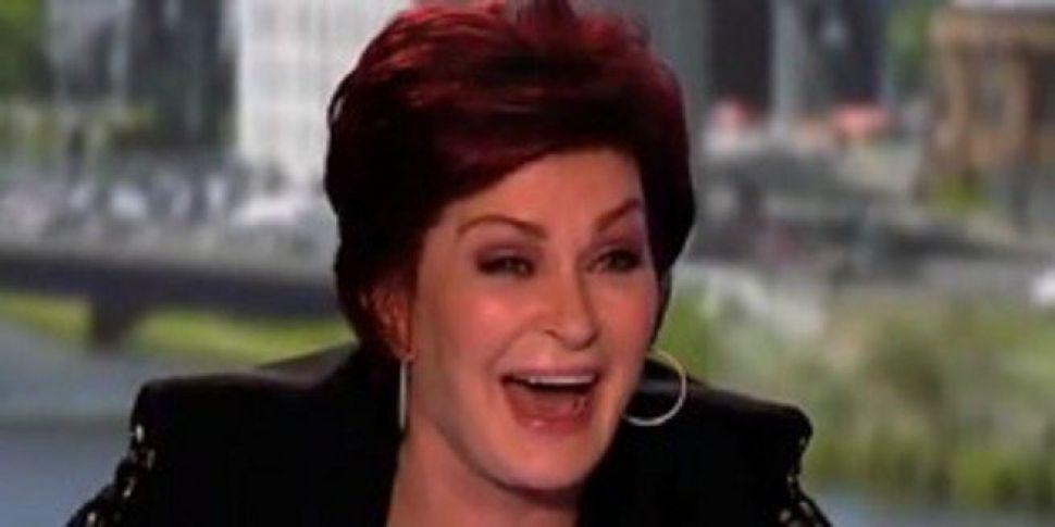 Sharon Osbourne quitting showb...