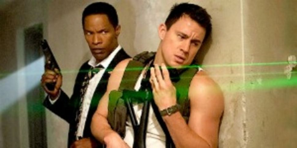 Channing Tatum»Jamie Foxx on...
