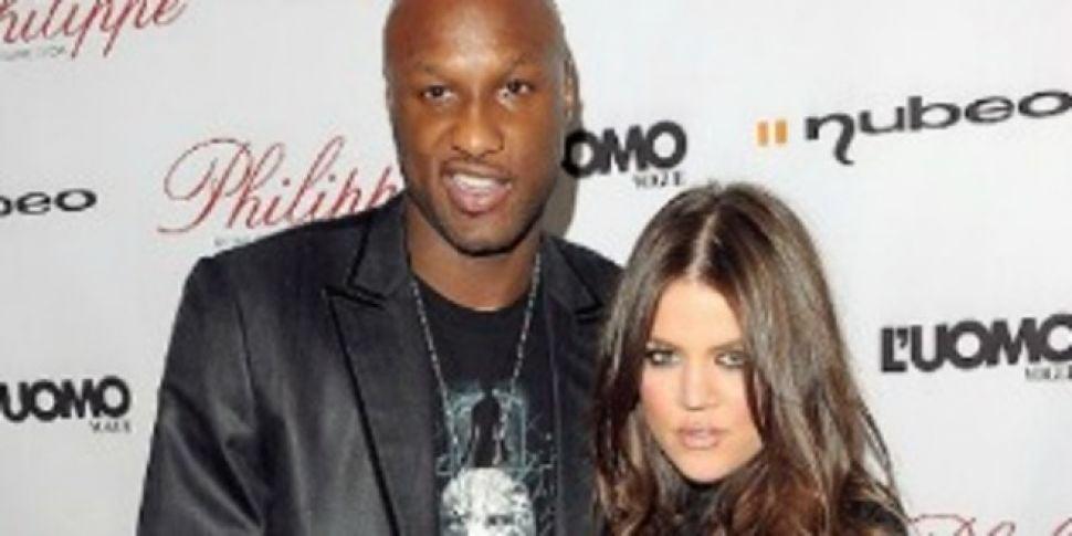 Kardashian hubbie in rehab
