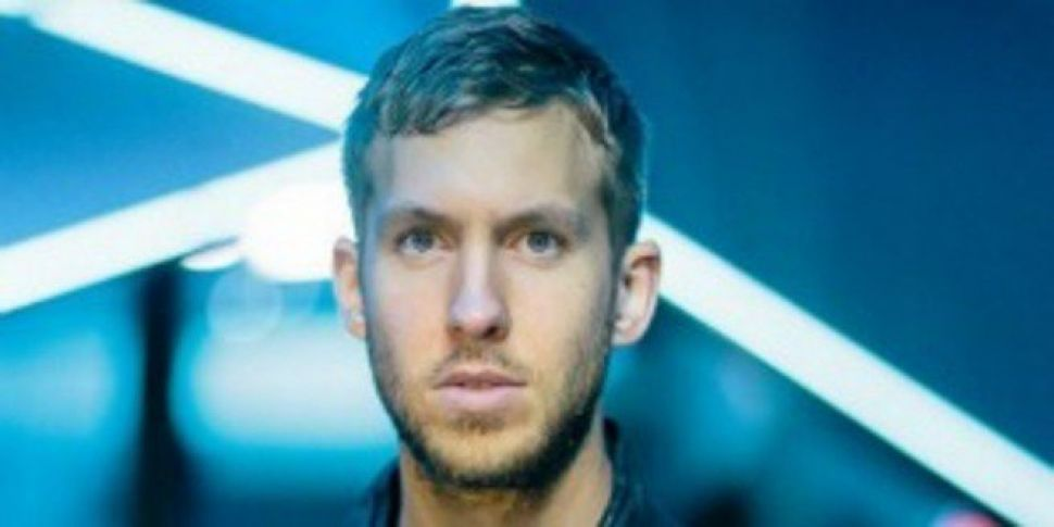 Calvin Harris tackles heckler