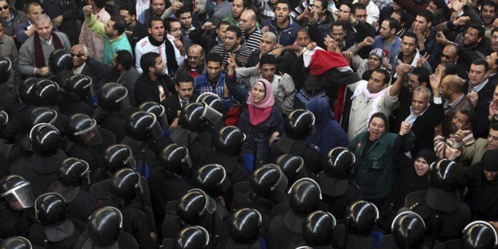 50 Killed in Egypt Clashes