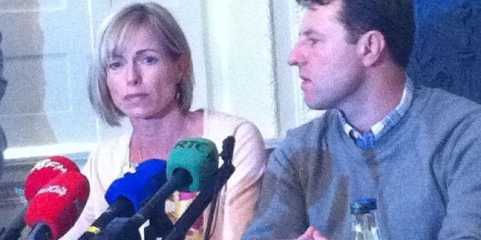 Madeleine McCann in BBC Recons...