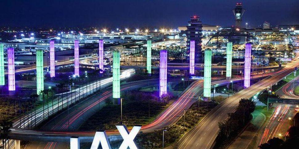 Los Angeles Airport Gunman Is...