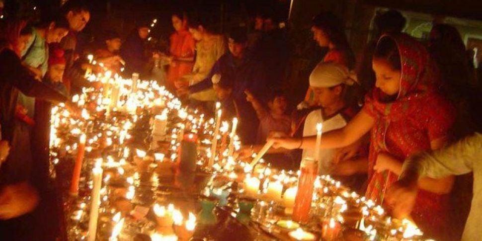 Diwali Celebrated In The Capit...