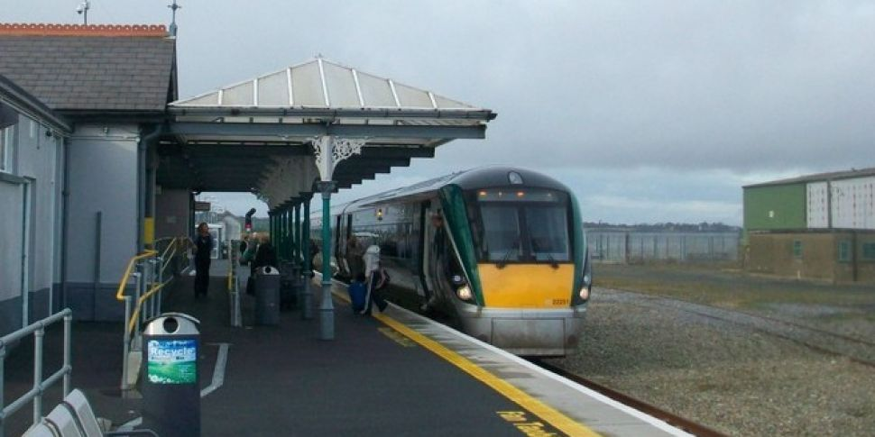 Death on Dublin to Wexford Tra...