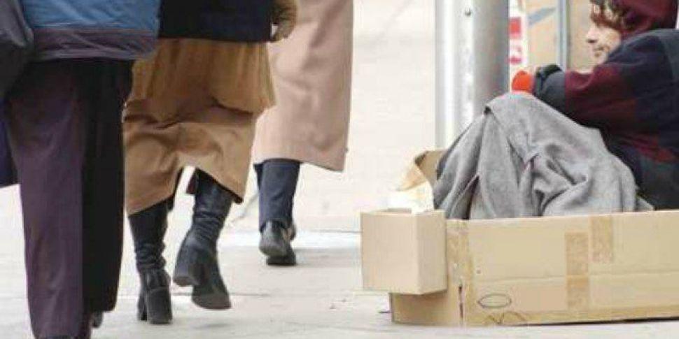 Homelessness doubled in Dublin...