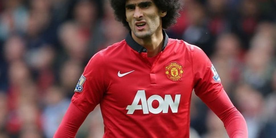 Fellaini Could be Out for 2 Mo...
