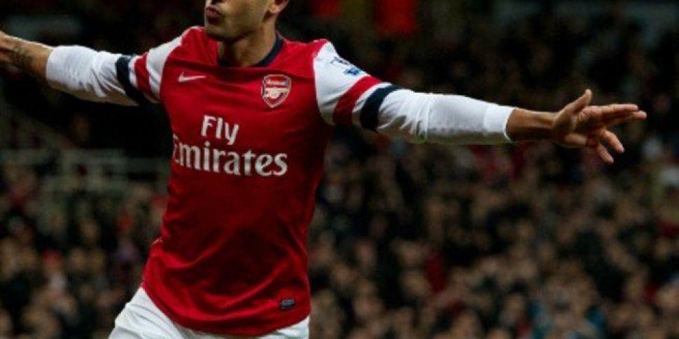 Arsenal Take Back Top Spot
