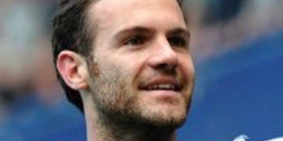 Juan Mata Yet To Sign For Man...