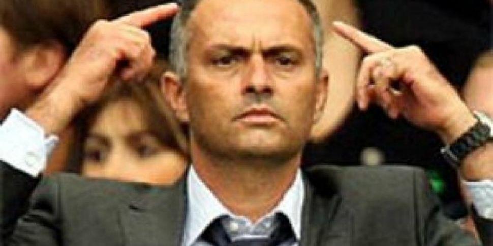 """Mourinho Calls Wenger A """"S..."""