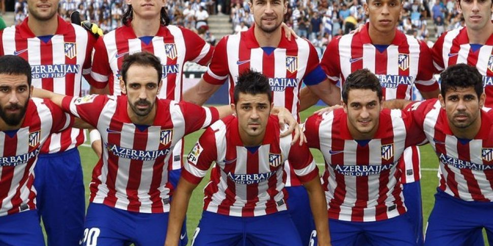 Atlético Madrid Win La Liga