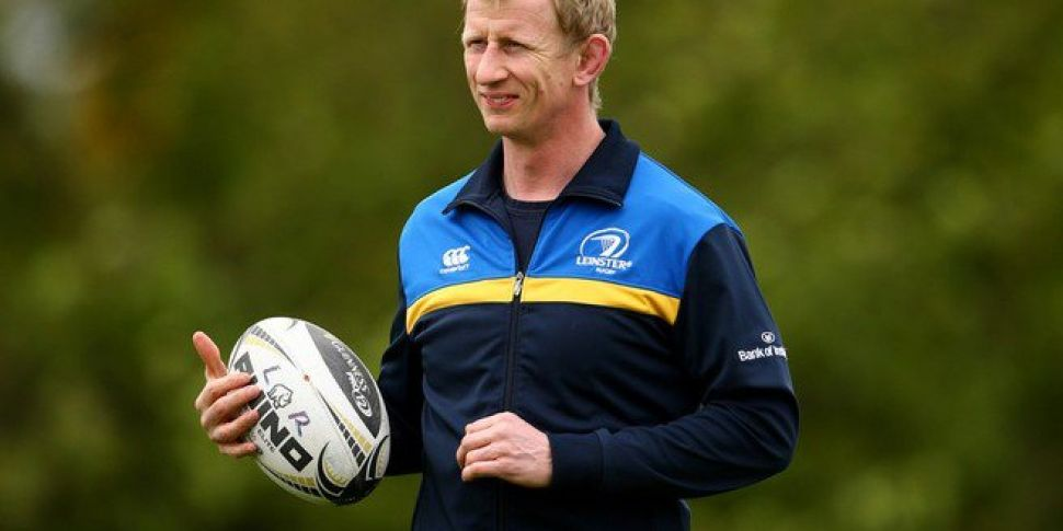 Leo Cullen To Take Leinster Ho...