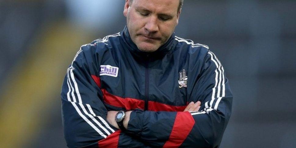 Brian Cuthbert Quits As Cork M...