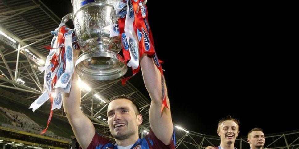 St Pats Face Tough FAI Cup Dra...