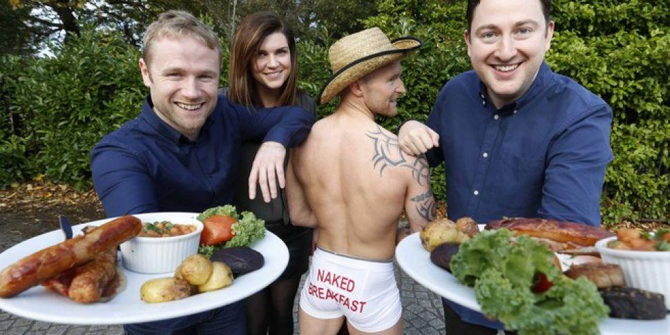 The Naked Breakfast - 27th Nov...