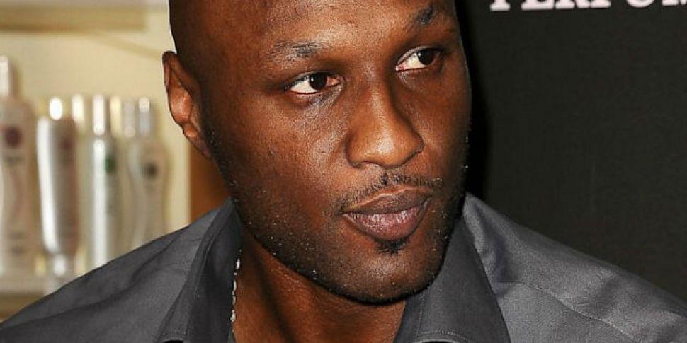 Lamar Odom Is 'Beside Hims...