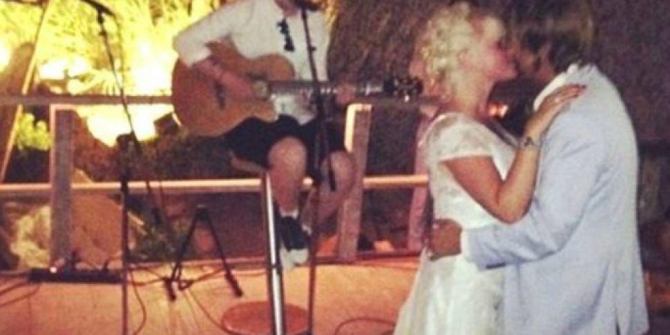 Ed Sheeran The Wedding Singer