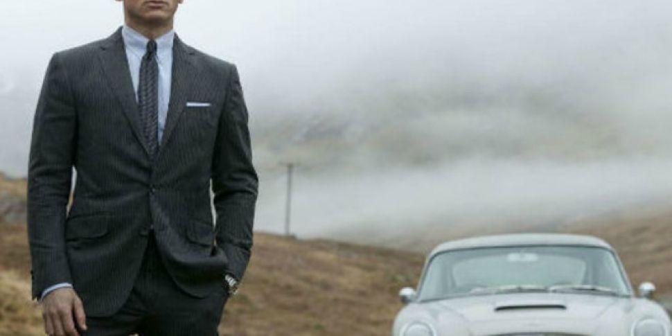 24th James Bond movie to start...