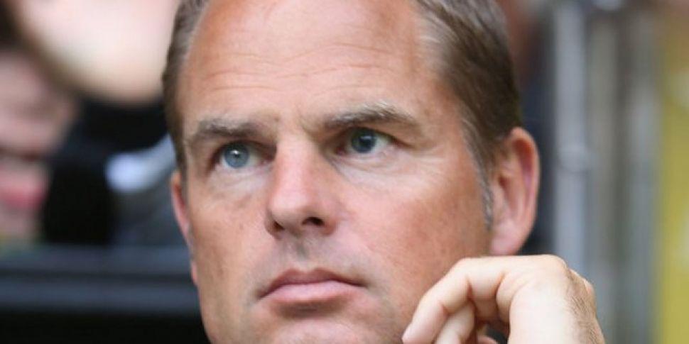 De Boer Favourite For Spurs Jo...
