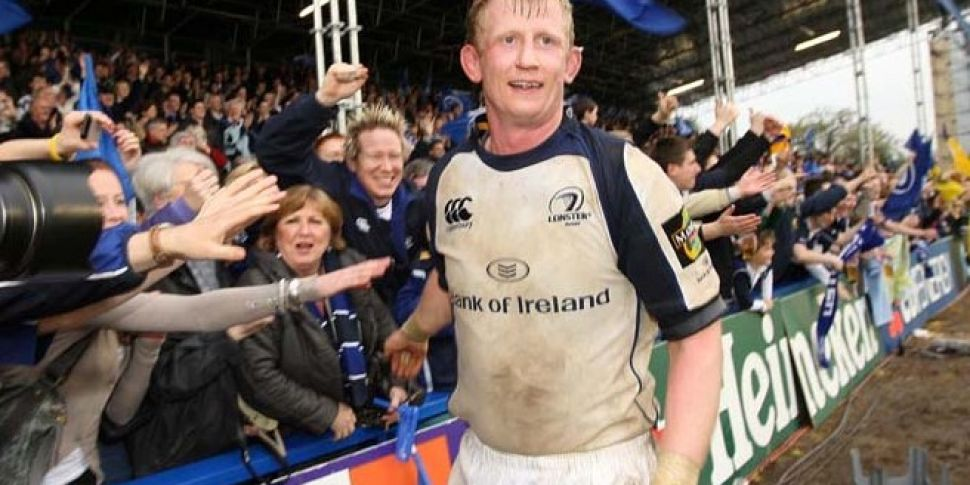Leo Cullen To Become Leinster...