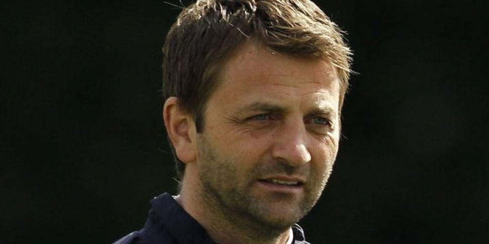 Tim Sherwood Named Tottenham M...