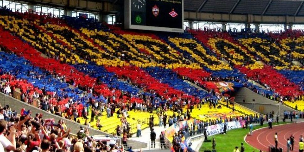 CSKA Moscow Punished For Racis...
