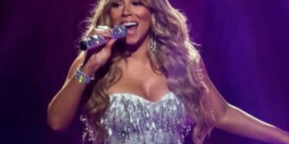 Mariah Carey's Son Hijacks...