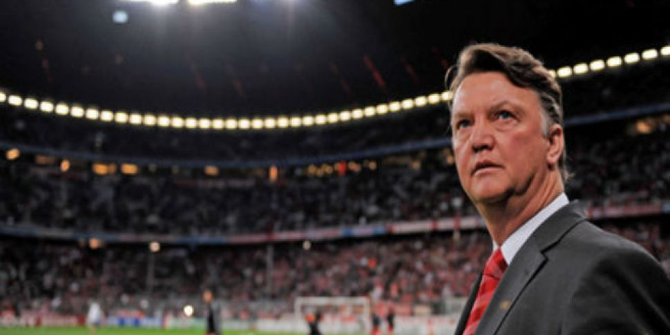 van Gaal Will be Given Cash to...