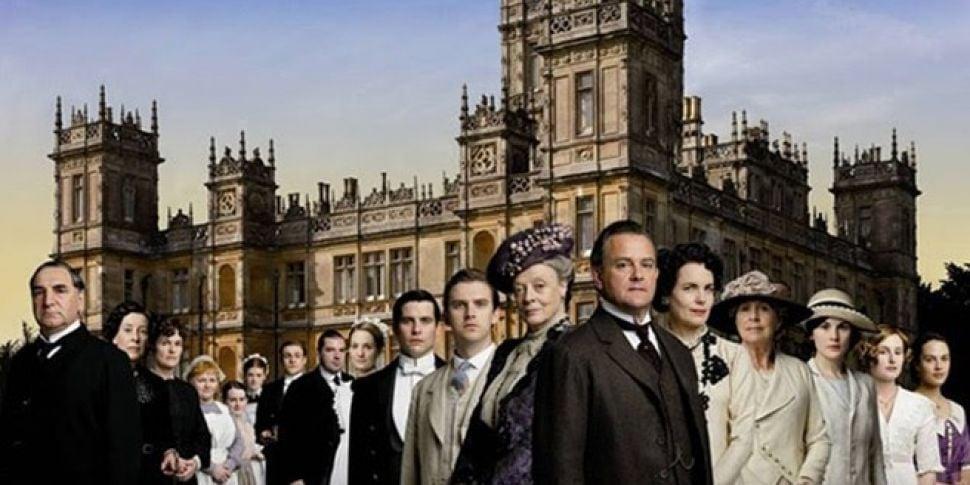 Downton Abbey Cast In Tears As...