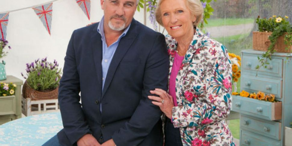 Bake Off Betting Suspended