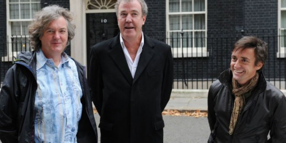 Former Top Gear Presenters To...