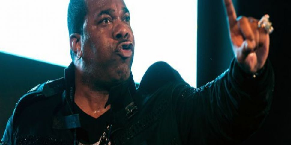 Busta Rhymes Arrested Followin...