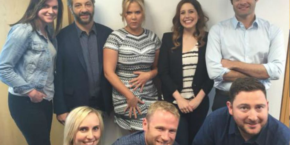 Stars Of Trainwreck Movie Meet...
