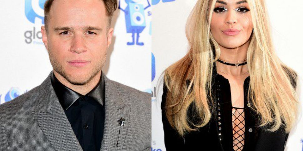 Rita Ora Sorry After Olly Murs...