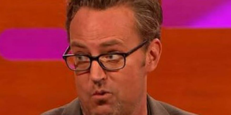Matthew Perry Is Still Channel...