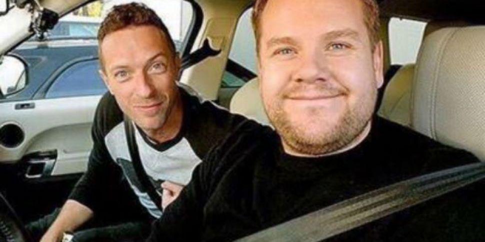 Coldplay's Chris Martin T...
