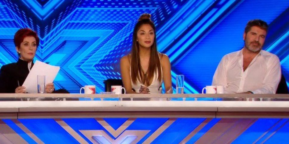 The X Factor Judges Are In Dub...