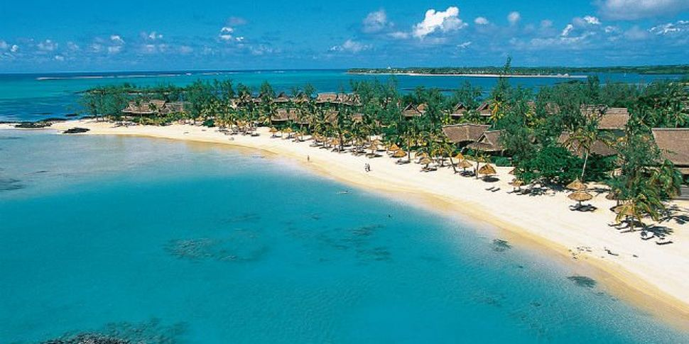 Win A Holiday To The Mauritius...