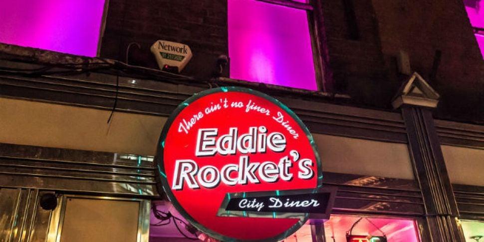 These Dublin Eddie Rockets Are...