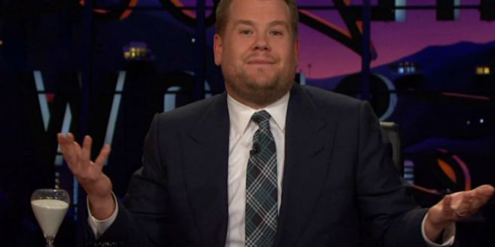 James Corden To Host The Gramm...