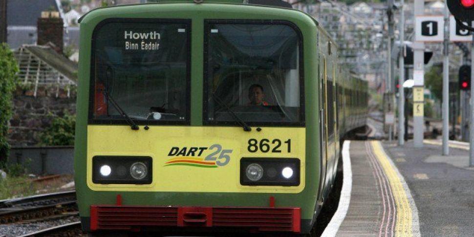 Passengers Warned of DART Begg...