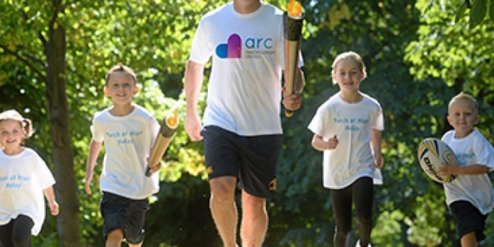 Will You Join A Torch Relay To...