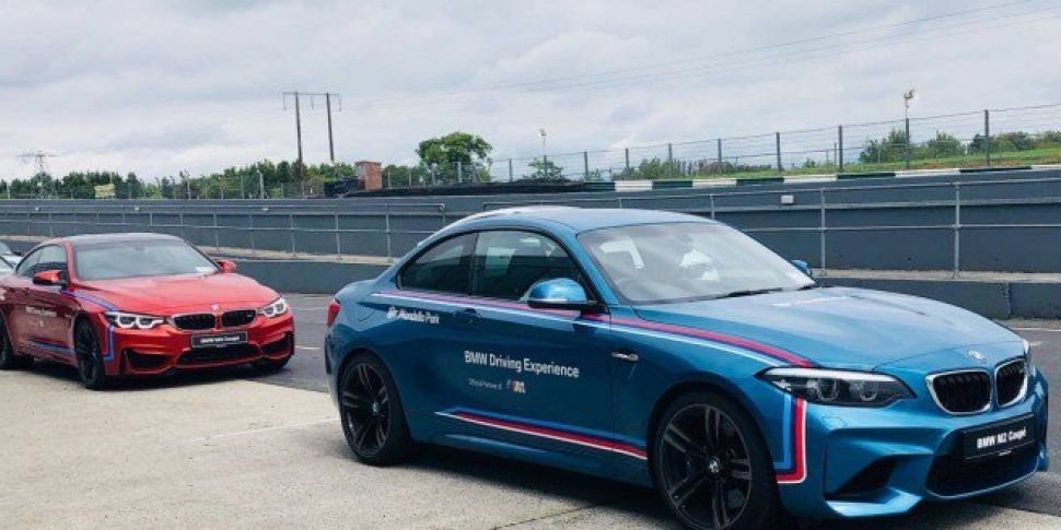 Track Test: The BMW M Cars