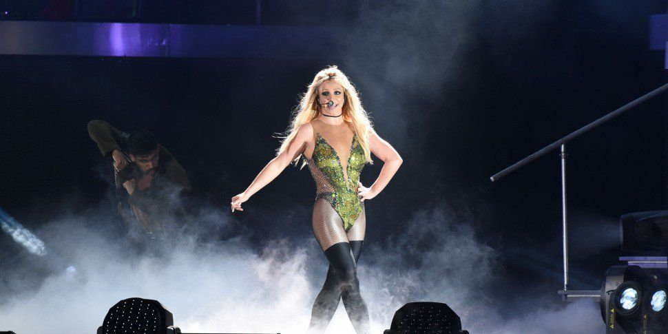 Britney Spears Announces Las V...